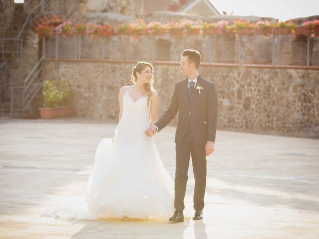 Il matrimonio di Mirko e Rosa a Salerno, Salerno 35