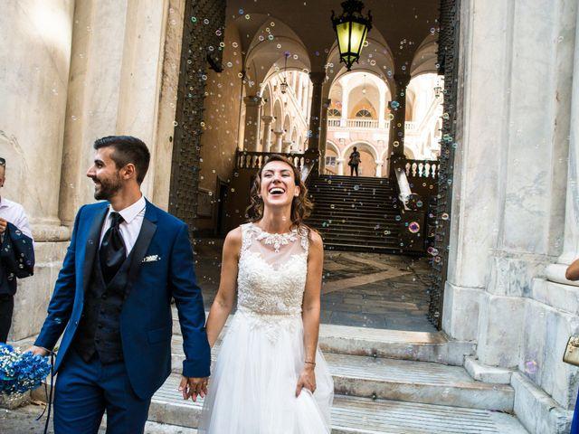 Il matrimonio di Stefano e Paola a Genova, Genova 1