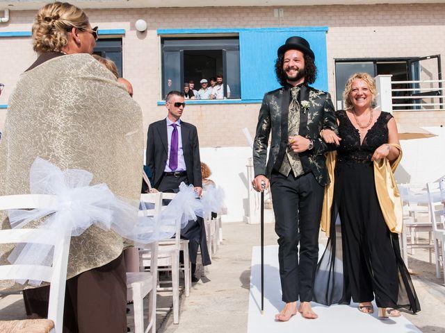 Il matrimonio di Manuele e Eva a Rosignano Marittimo, Livorno 5