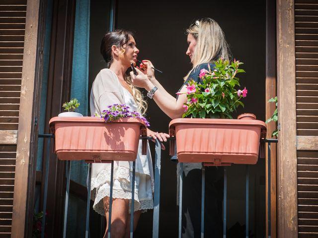Il matrimonio di Manuele e Eva a Rosignano Marittimo, Livorno 8