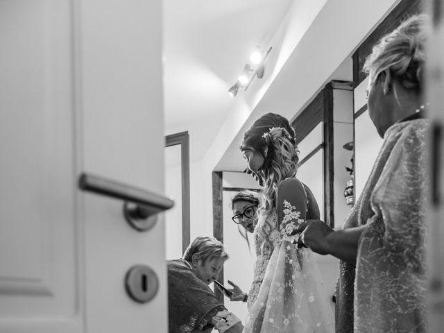 Il matrimonio di Manuele e Eva a Rosignano Marittimo, Livorno 9