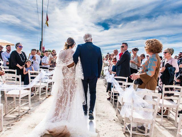 Il matrimonio di Manuele e Eva a Rosignano Marittimo, Livorno 12