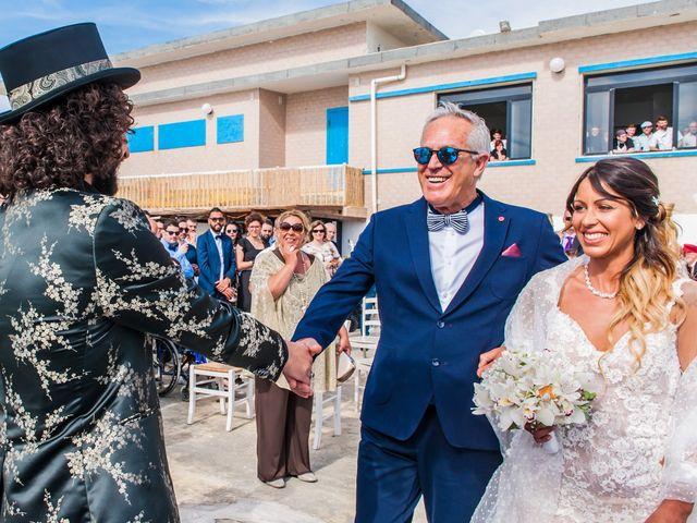 Il matrimonio di Manuele e Eva a Rosignano Marittimo, Livorno 13