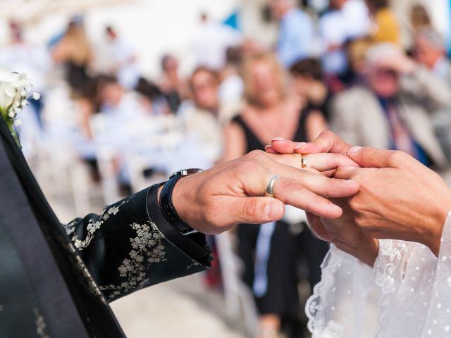 Il matrimonio di Manuele e Eva a Rosignano Marittimo, Livorno 14