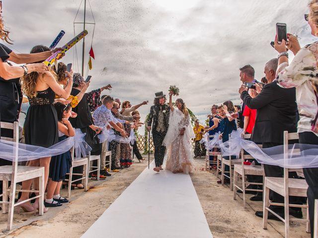 Il matrimonio di Manuele e Eva a Rosignano Marittimo, Livorno 16