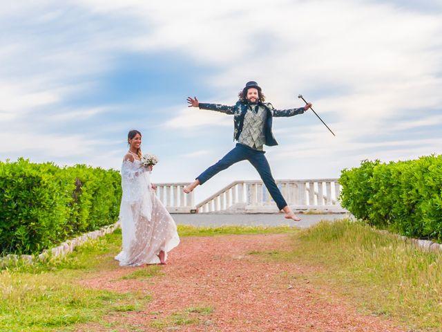 Il matrimonio di Manuele e Eva a Rosignano Marittimo, Livorno 19