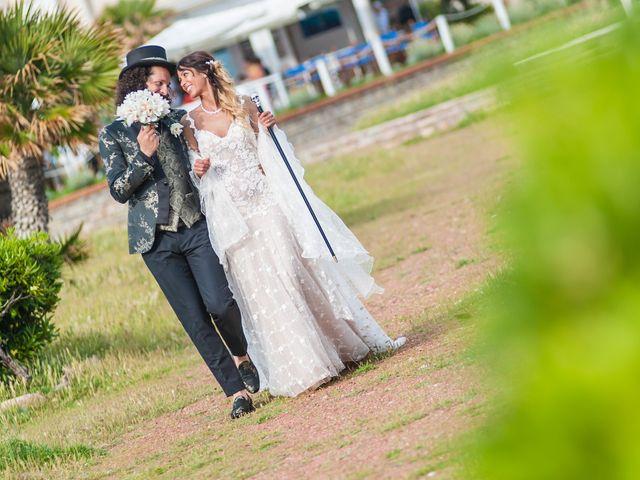 Il matrimonio di Manuele e Eva a Rosignano Marittimo, Livorno 20