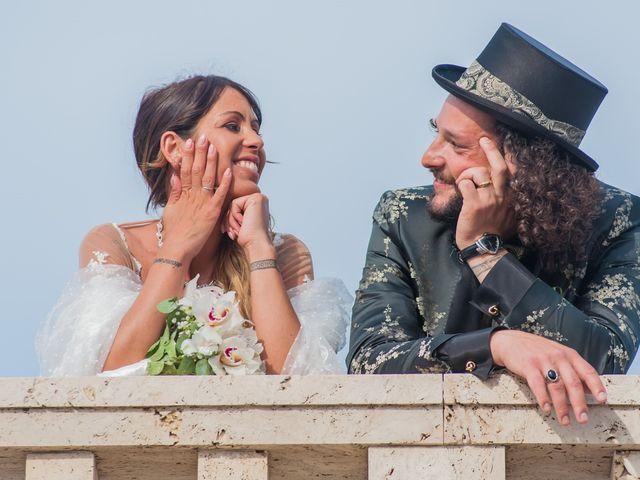 Il matrimonio di Manuele e Eva a Rosignano Marittimo, Livorno 21