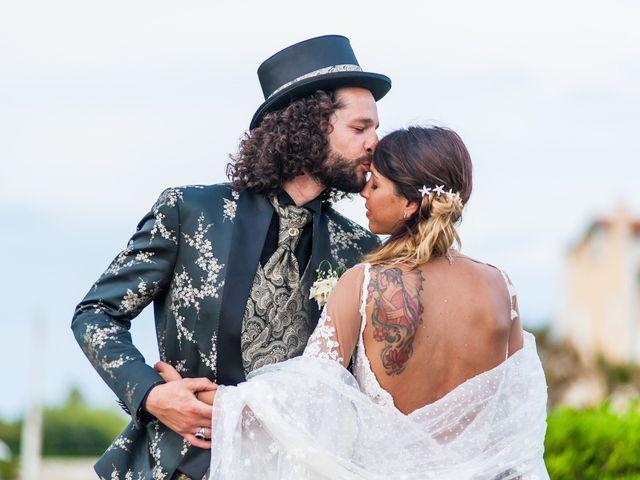 Il matrimonio di Manuele e Eva a Rosignano Marittimo, Livorno 23