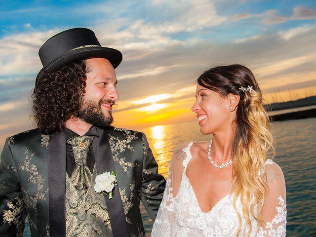 Il matrimonio di Manuele e Eva a Rosignano Marittimo, Livorno 27