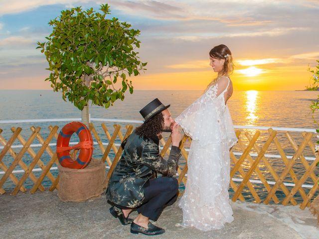 Il matrimonio di Manuele e Eva a Rosignano Marittimo, Livorno 28