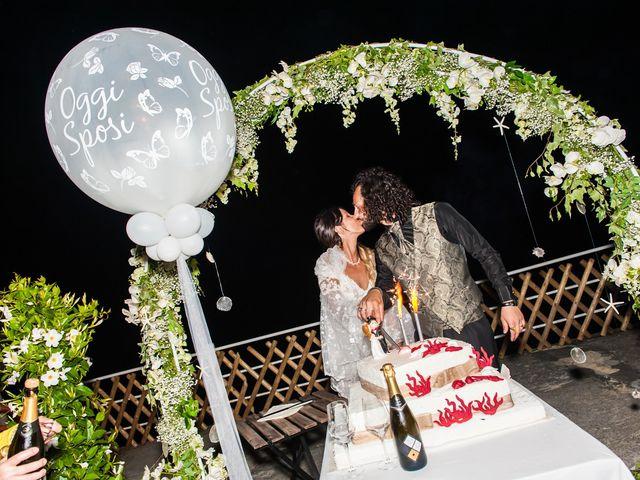 Il matrimonio di Manuele e Eva a Rosignano Marittimo, Livorno 30