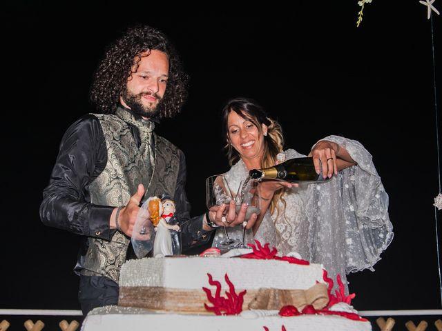 Il matrimonio di Manuele e Eva a Rosignano Marittimo, Livorno 31