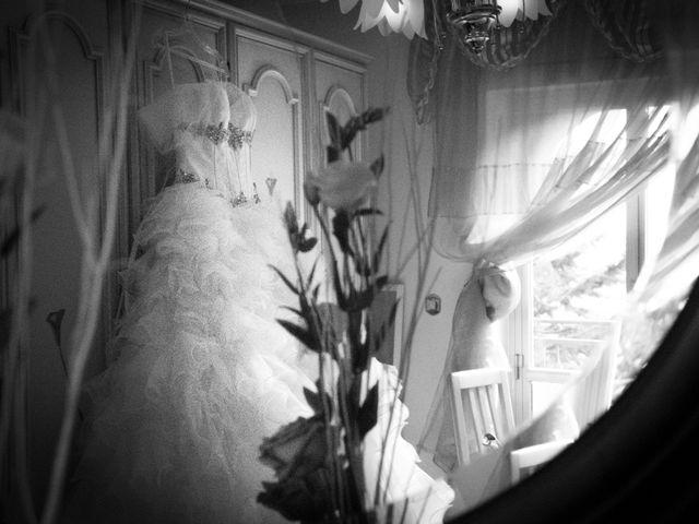 Il matrimonio di Giuseppe e Martina a Pescosansonesco, Pescara 11