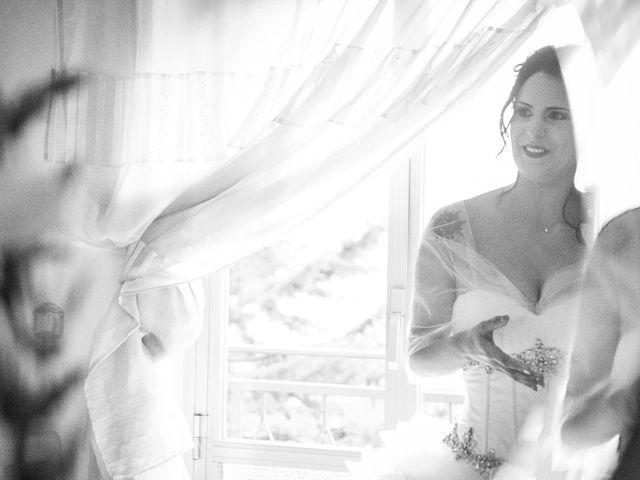 Il matrimonio di Giuseppe e Martina a Pescosansonesco, Pescara 23