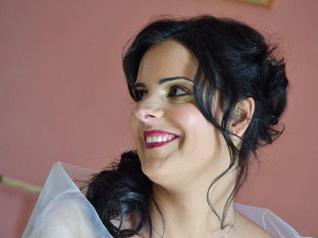 Il matrimonio di Giuseppe e Martina a Pescosansonesco, Pescara 27