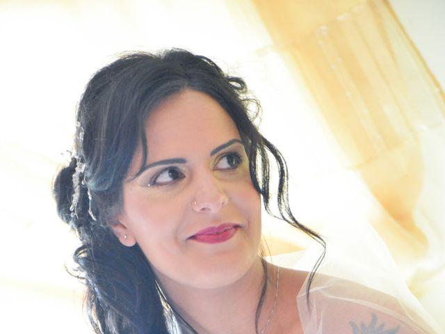Il matrimonio di Giuseppe e Martina a Pescosansonesco, Pescara 28