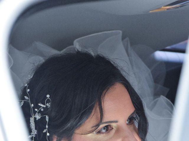 Il matrimonio di Giuseppe e Martina a Pescosansonesco, Pescara 30