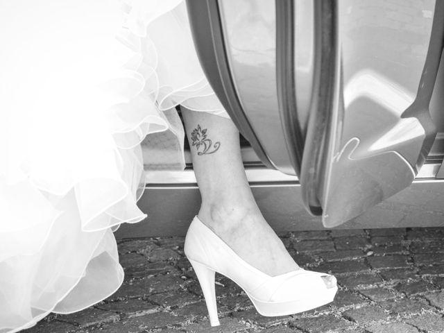 Il matrimonio di Giuseppe e Martina a Pescosansonesco, Pescara 31
