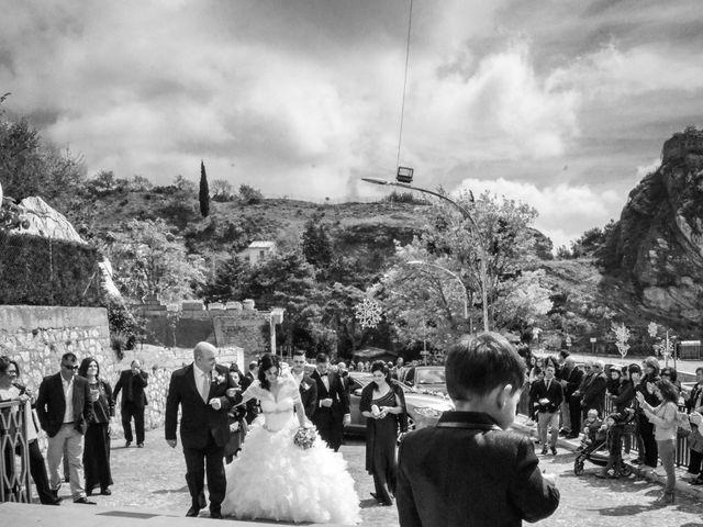 Il matrimonio di Giuseppe e Martina a Pescosansonesco, Pescara 32