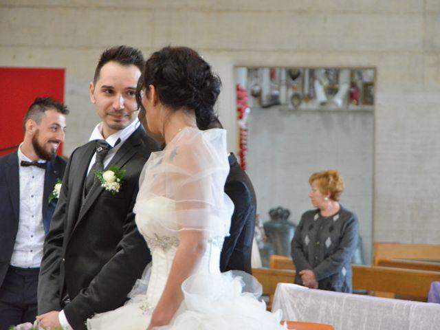 Il matrimonio di Giuseppe e Martina a Pescosansonesco, Pescara 33