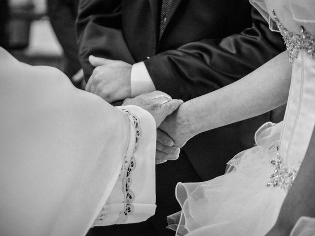 Il matrimonio di Giuseppe e Martina a Pescosansonesco, Pescara 35