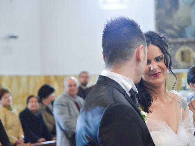 Il matrimonio di Giuseppe e Martina a Pescosansonesco, Pescara 38