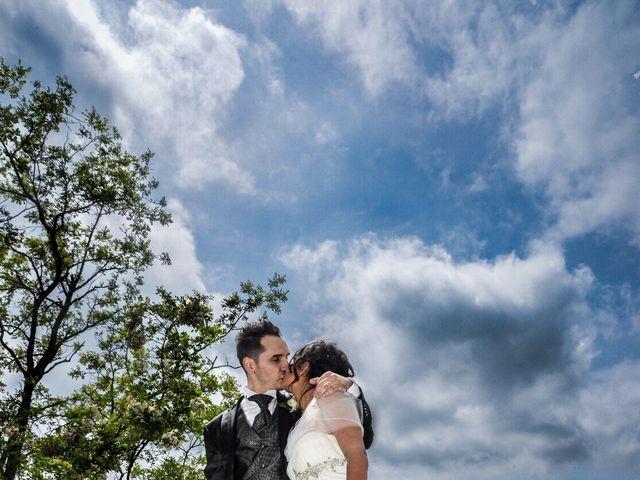 Il matrimonio di Giuseppe e Martina a Pescosansonesco, Pescara 40