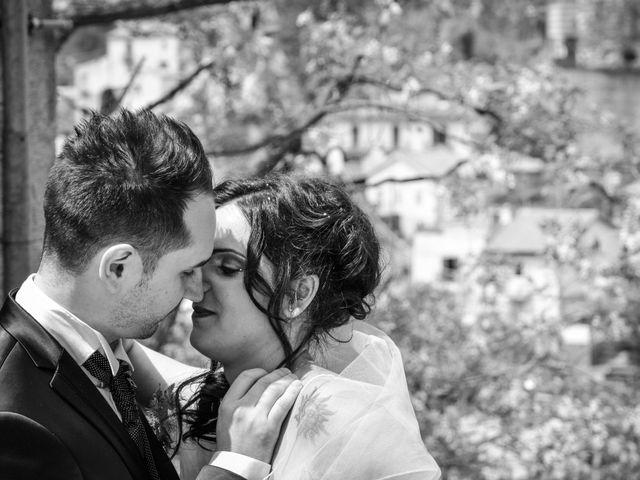 Il matrimonio di Giuseppe e Martina a Pescosansonesco, Pescara 41