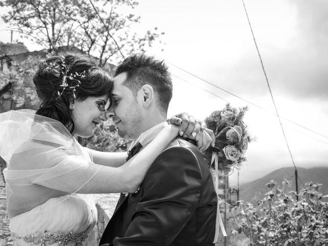 Il matrimonio di Giuseppe e Martina a Pescosansonesco, Pescara 44