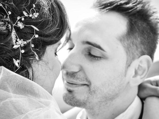 Il matrimonio di Giuseppe e Martina a Pescosansonesco, Pescara 45