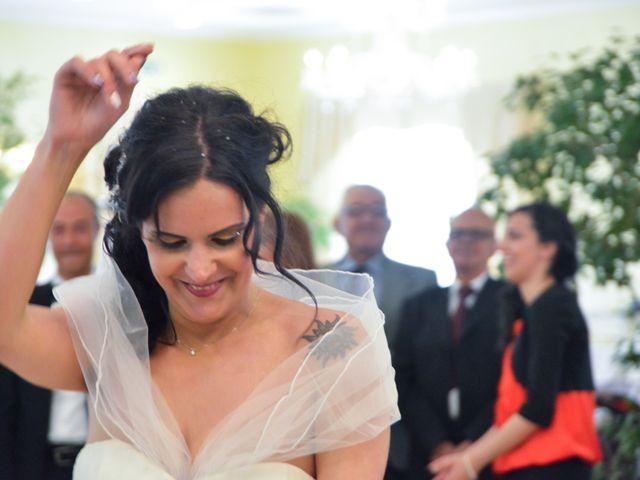 Il matrimonio di Giuseppe e Martina a Pescosansonesco, Pescara 48