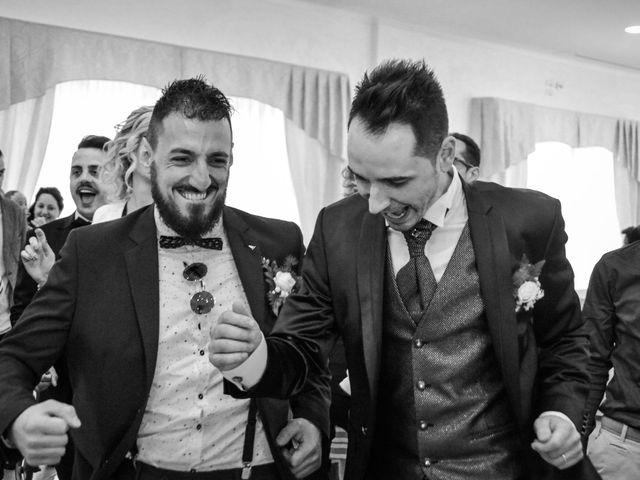 Il matrimonio di Giuseppe e Martina a Pescosansonesco, Pescara 49