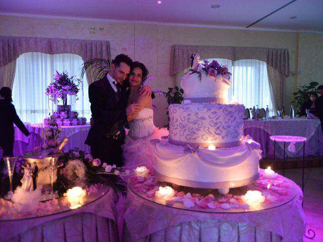 Il matrimonio di Giuseppe e Martina a Pescosansonesco, Pescara 57