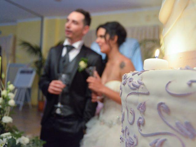 Il matrimonio di Giuseppe e Martina a Pescosansonesco, Pescara 59