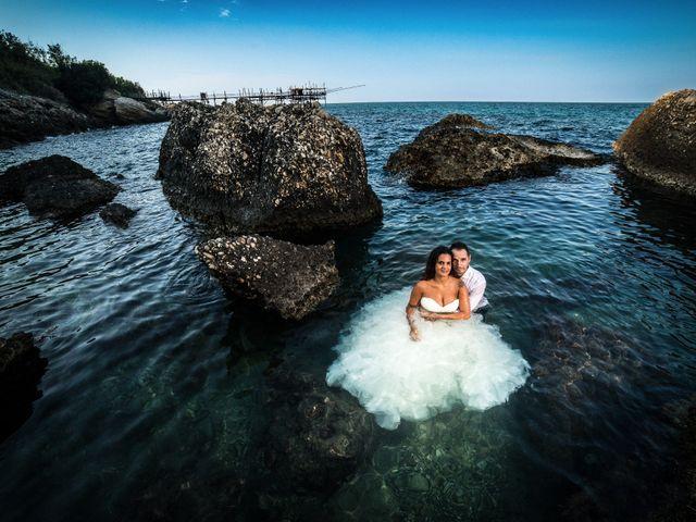 Il matrimonio di Giuseppe e Martina a Pescosansonesco, Pescara 62