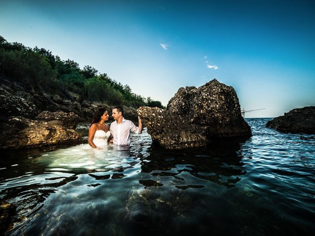 Il matrimonio di Giuseppe e Martina a Pescosansonesco, Pescara 64