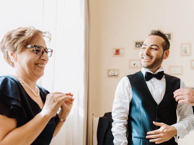 Il matrimonio di Nicola e Francesca a Oristano, Oristano 8