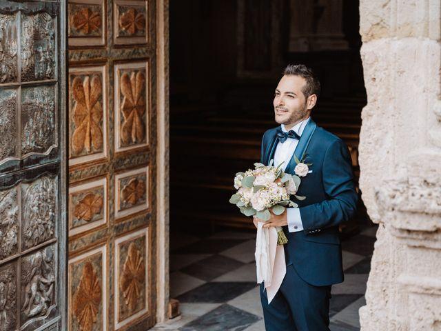 Il matrimonio di Nicola e Francesca a Oristano, Oristano 12