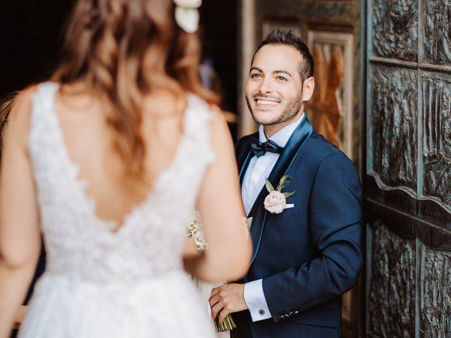 Il matrimonio di Nicola e Francesca a Oristano, Oristano 13