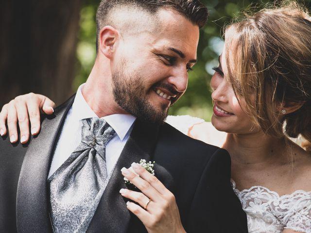 Le nozze di Roberta e Alessio