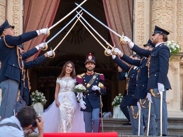 Il matrimonio di Alessandro  e Stefania  a Vizzini, Catania 6