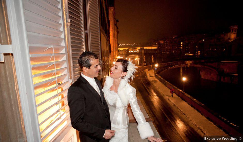 Il matrimonio di Luigi e Enrica a Firenze, Firenze