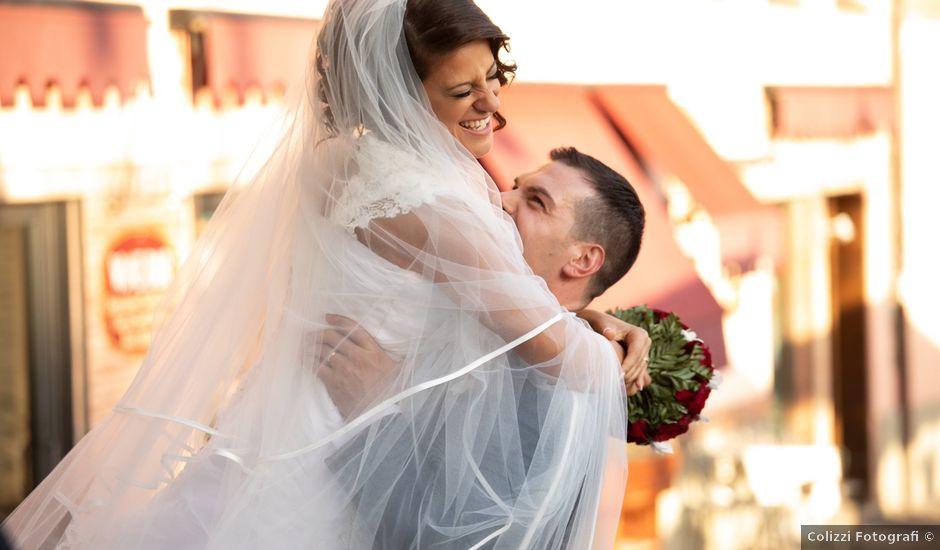 Il matrimonio di Andrea e Veronica a Genzano di Roma, Roma