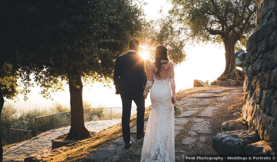 Il matrimonio di Mark e Charlotte a Fiesole, Firenze