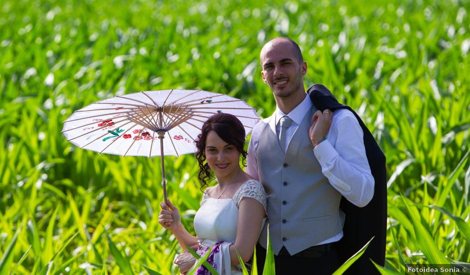 Il matrimonio di Massimo e Ilaria a Novara, Novara
