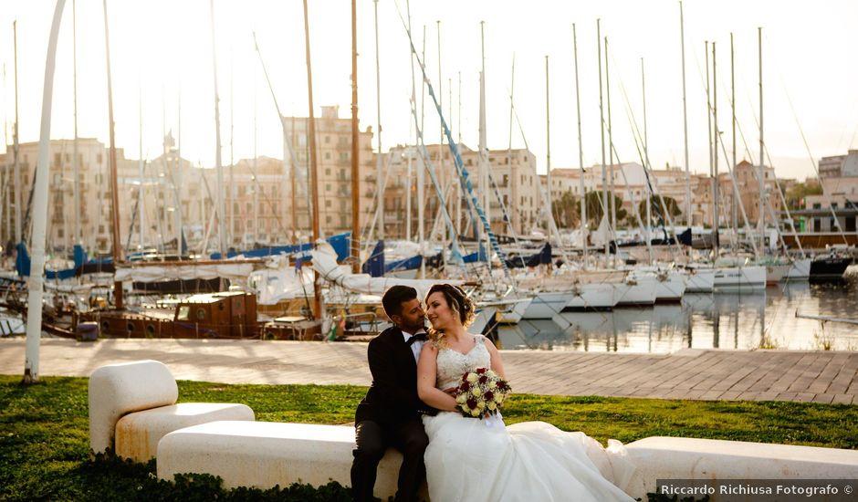 Il matrimonio di Alfonso e Simona a Palermo, Palermo