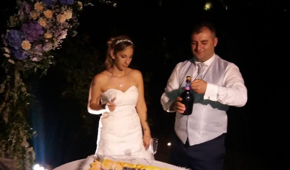 Il matrimonio di Fabrizio  e Fabrizio e jlenia  a Montaione, Firenze