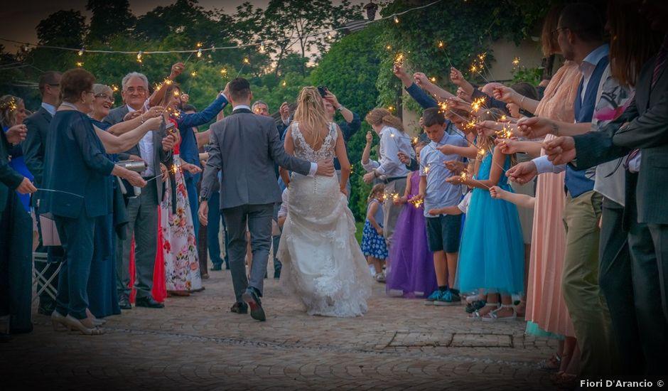 Il matrimonio di Davide e Giorgia a Istrana, Treviso