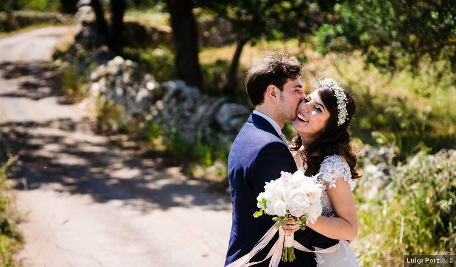 Il matrimonio di Fabio e Rossella a Fasano, Brindisi